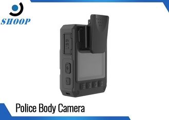 32GB Wearable HD Body Camera Wide Angle 140 Degree With Password Protection