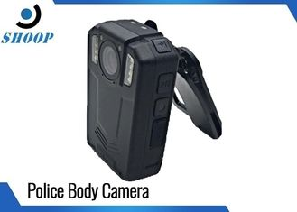Handheld Security Police Body Mounted Cameras 2.0 Inch LCD Screen GPS