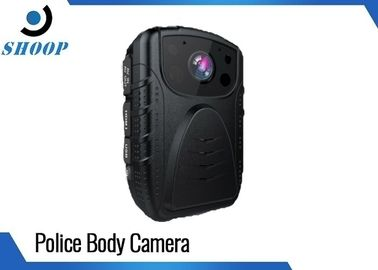 4000mAh Battery Capacity Police Body Camera 5MP CMOS Sensor HD 1080p Resolution