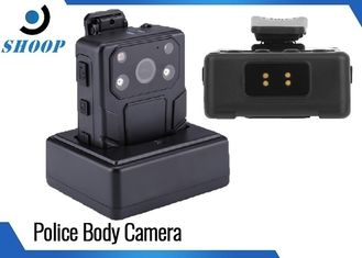 GPS 4MP CMOS Sensor 140 Degree Portable Body Camera